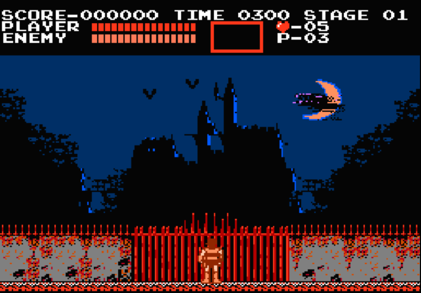Castlevania-Castle-Entrance